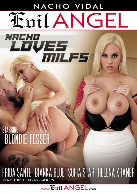 Nacho Loves MILFs DVD