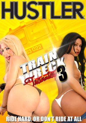 Train Wreck Trannies #3 DVD