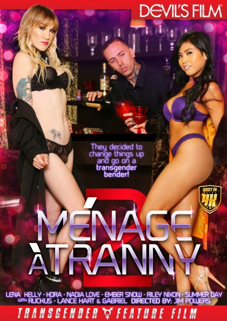 Menage A Tranny #2 DVD