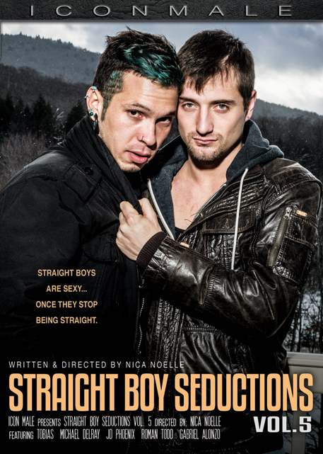 Straight Boy Seductions #5 DVD