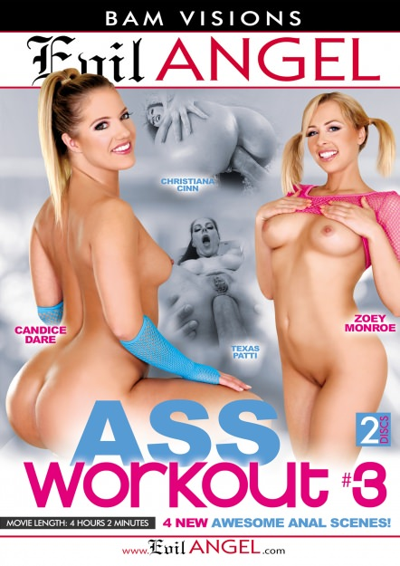Ass Workout #03 DVD