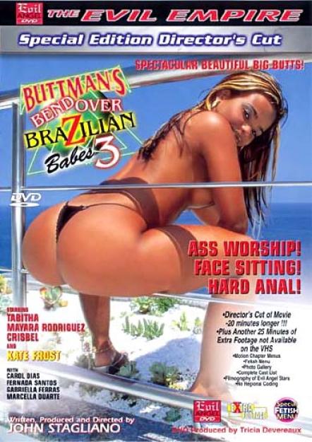 Buttman's Bend Over Brazilian Babes #03 DVD