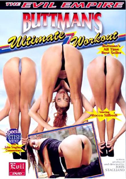 Buttman's Ultimate Workout DVD