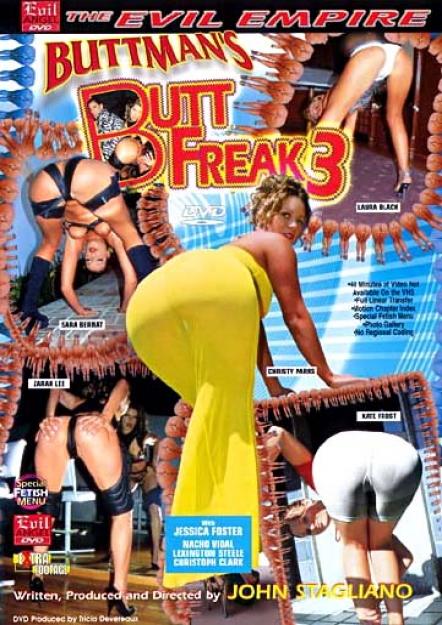 Buttman's Butt Freak #03 DVD