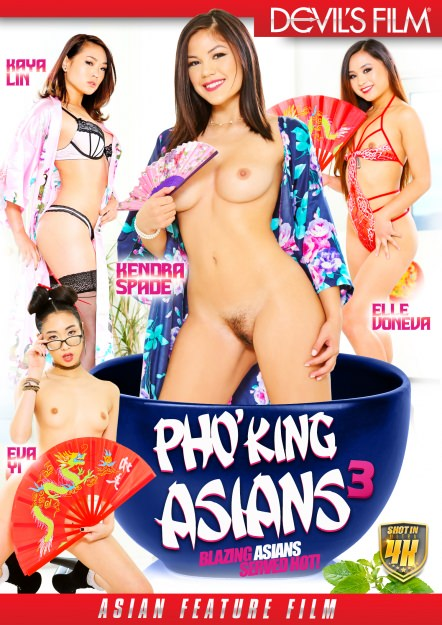Pho King Asians #03 DVD