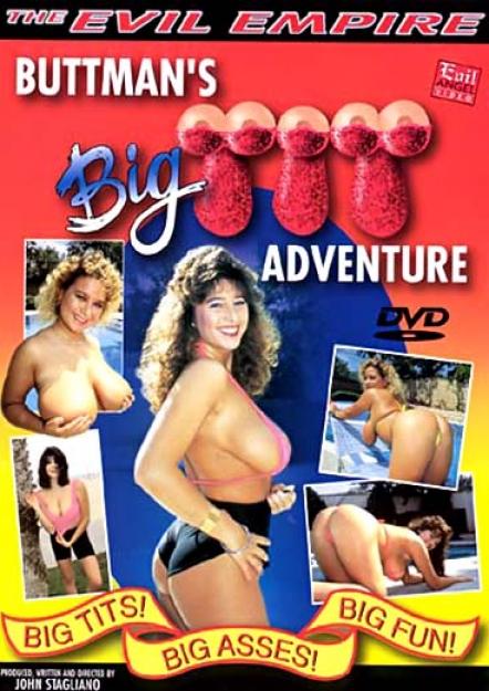 Buttman's Big Tit Adventure #01 DVD