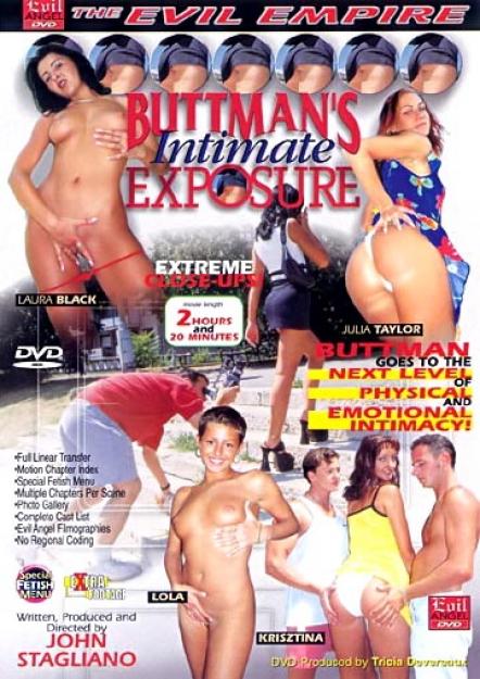 Buttman's Intimate Exposure DVD