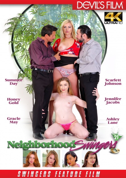 Neighborhood Swingers #21 DVD