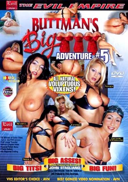 Buttman's Big Tit Adventure #05 DVD