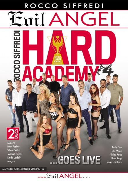 Rocco Siffredi Hard Academy #04 DVD