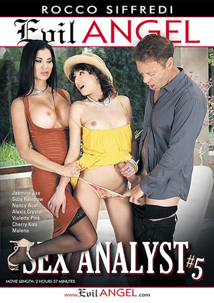Rocco Sex Analyst #05 DVD