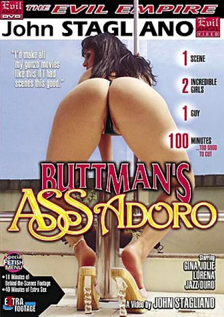Ass Adoro DVD