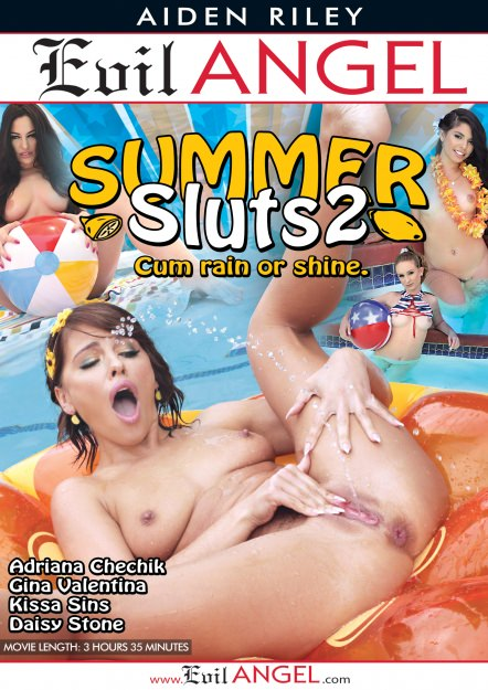Summer Sluts #02 DVD