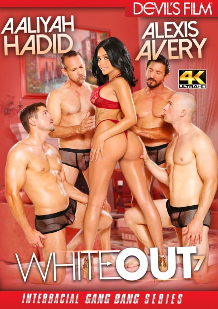 White Out #07 DVD