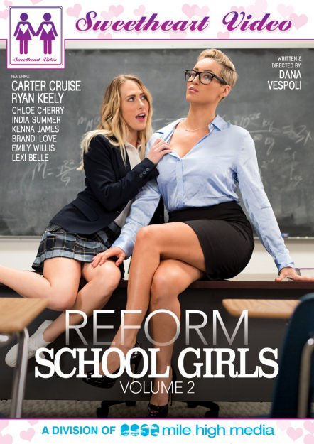 Reform School Girls #02 DVD