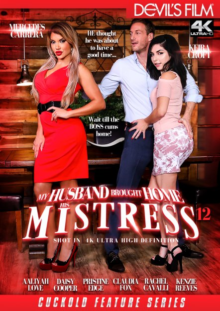 My Husband Brought Home his Mistress #12 DVD