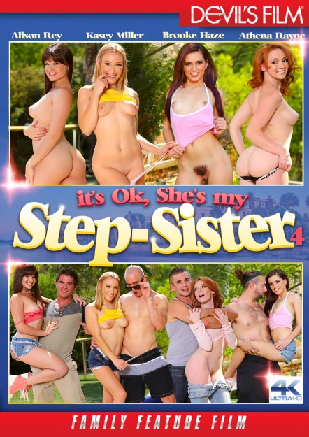 It's Okay! She's My Stepsister #04 DVD