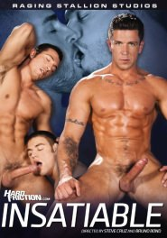 Insatiable DVD