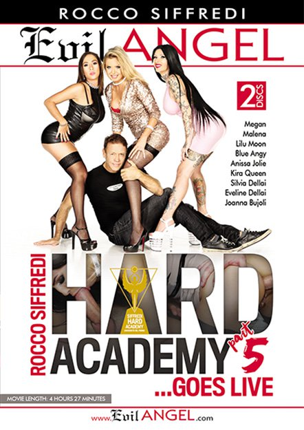 Rocco Siffredi Hard Academy #05 DVD