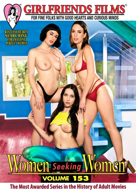 Women Seeking Women #153 DVD