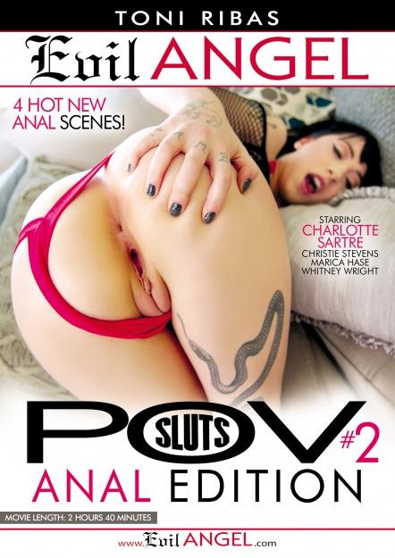 POV Sluts: Anal Edition #2 DVD