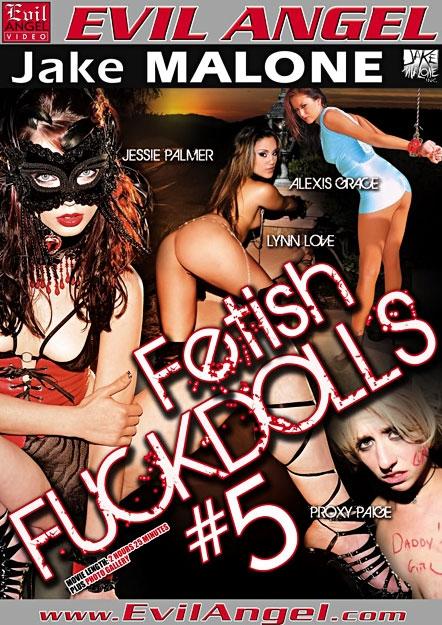 Fetish Fuckdolls #05 DVD
