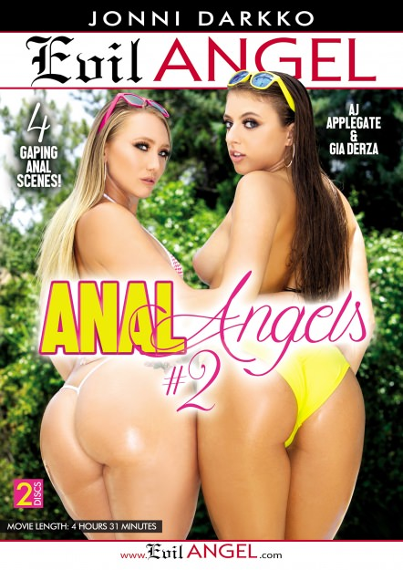 Anal Angels #02 DVD