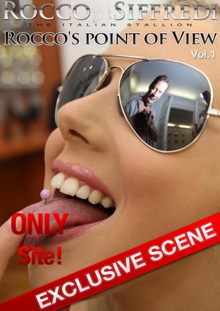 Rocco's POV volume #06 DVD
