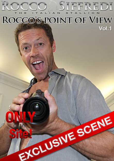 Rocco's POV volume #07 DVD