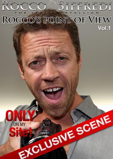Rocco's POV volume #08 DVD