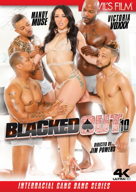 Blacked Out #10 DVD
