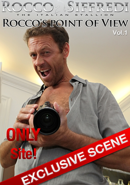 Rocco's POV volume #10 DVD