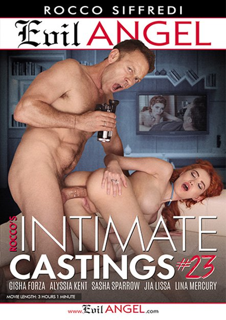 Rocco's Intimate Castings #23 DVD