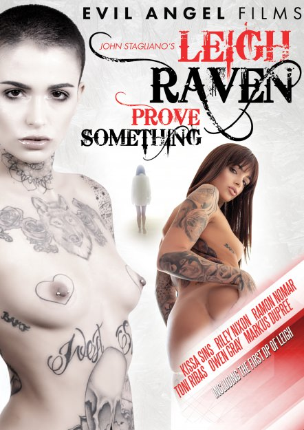 Leigh Raven Prove Something DVD