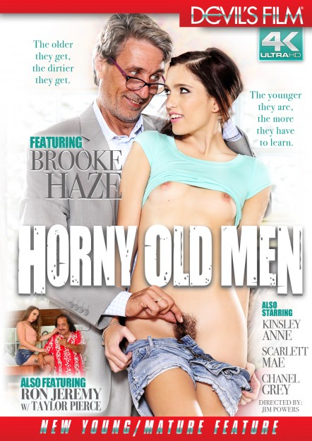 Horny Old Men DVD