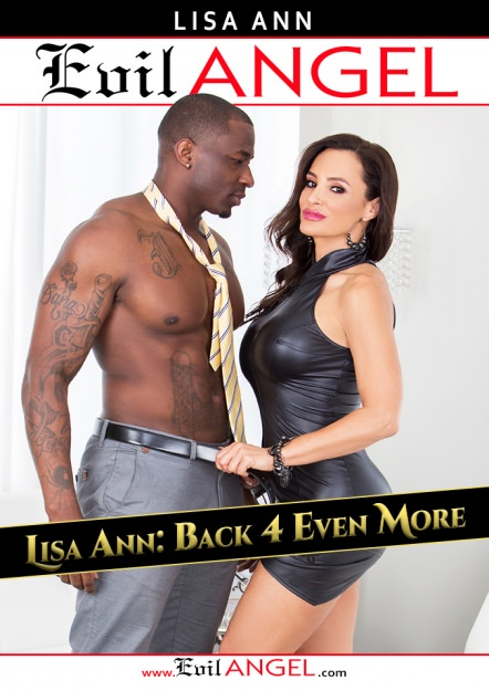 Lisa Ann: Back 4 Even More DVD