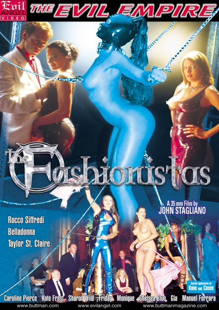 Fashionistas DVD