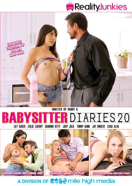Babysitter Diaries #20 DVD