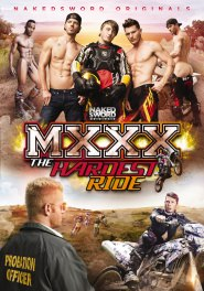 MXXX The Hardest Ride DVD