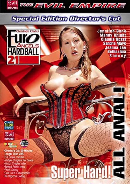 Euro Angels Hardball #21 - Super Hard DVD
