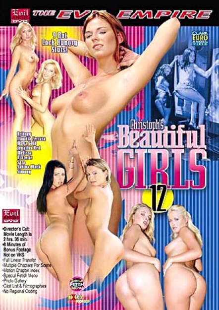 Christoph's Beautiful Girls #12 DVD