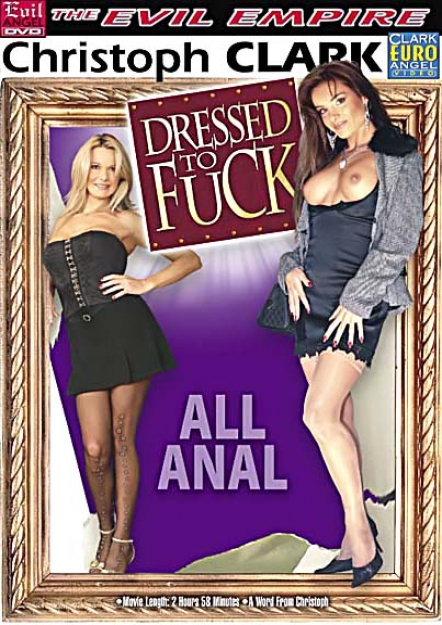 Dressed To Fuck #01 DVD