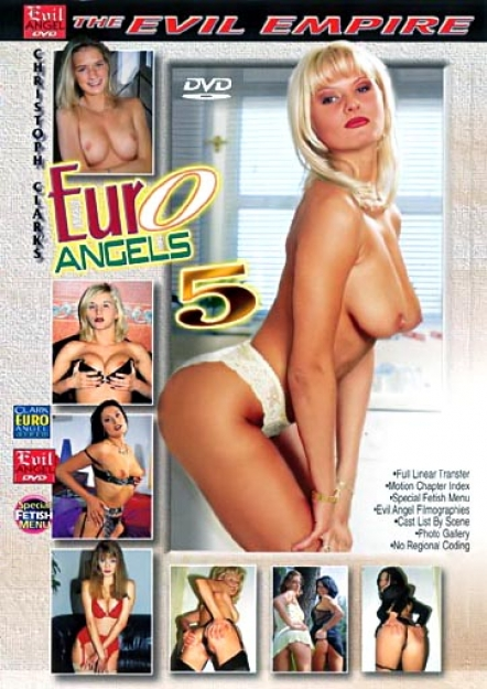 Euro Angels #05 DVD