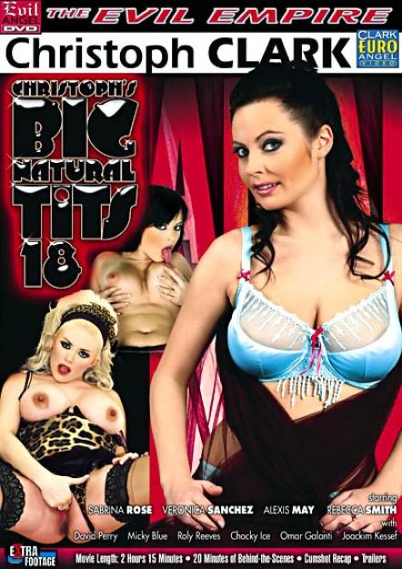 Big Natural Tits #18 DVD