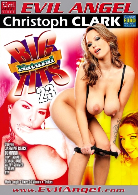 Big Natural Tits #23 DVD