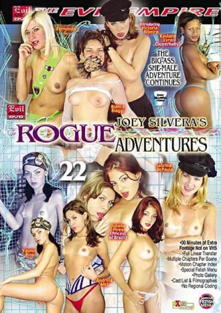 Rogue Adventures #22 DVD