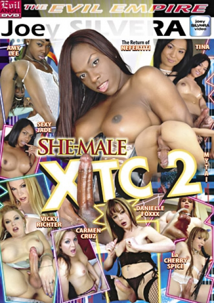 She-Male XTC #02