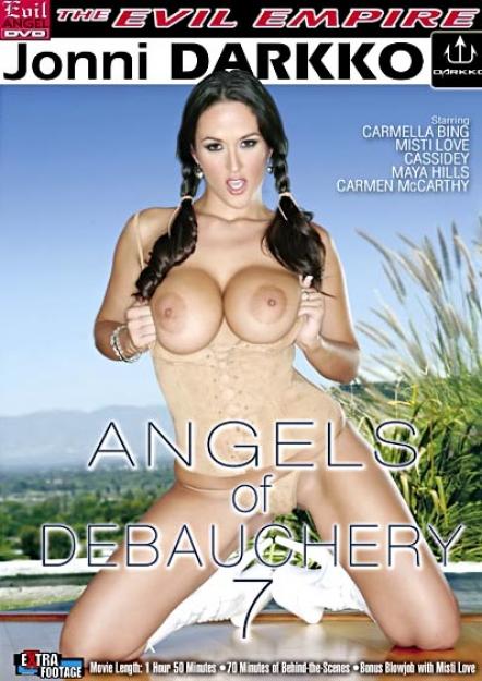 Angels of Debauchery #07 DVD