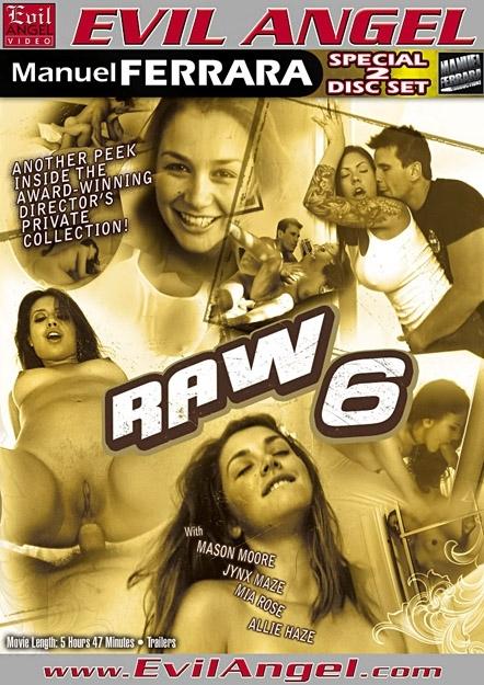 Raw #06 DVD