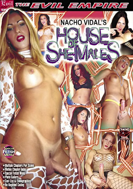 House Of She-Males #01